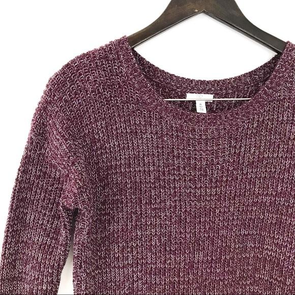 2563fb6ef83 bp Sweaters | Nordstrom Chunky Knit Split Side Tunic Sweater | Poshmark